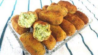 Croquetas de Brócoli y Queso/ Cómo hacer croquetas de brócoli suaves y Ricas. Mis Recetas Deliciosas